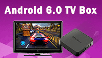 Android 6.0 4K KODI TV box