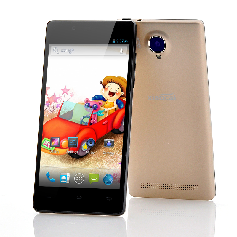 XiaoCai X9S Quad Core Android OGS Phone (G)