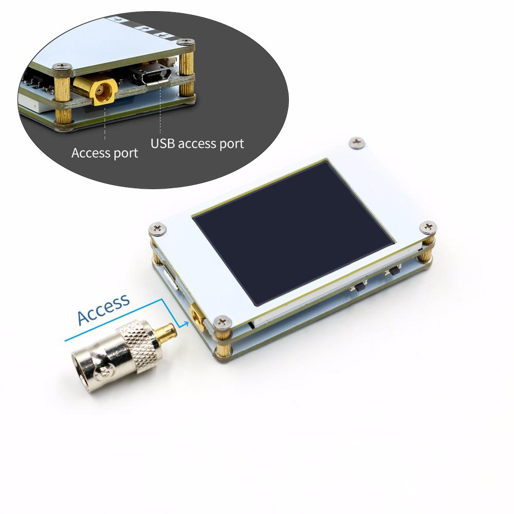 Portable Digital Oscilloscope 1M Bandwidth 5M Sample Rate Digital Oscilloscope Kit DSO188 Mini