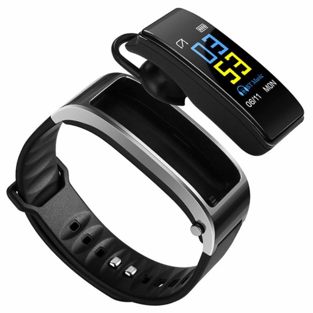 Y3 Plus Wireless Bluetooth Smart Watch Health Tracker Pedometer Fitness Bracelet Smart Wristband Silver