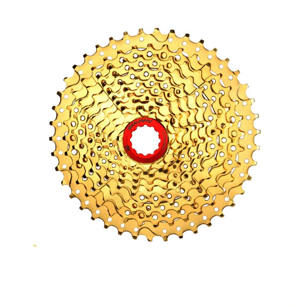 Professional Bike Freewheel 10 Speed Road Cassette 42T Teeth Gear Bicycle Flywheel Box packaging