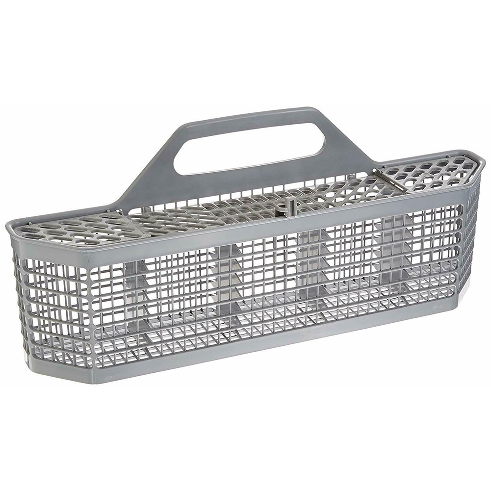 Dishwasher Basket Storage Cleaning Tool Dishwasher Replacement Parts Kitchen Facility gray