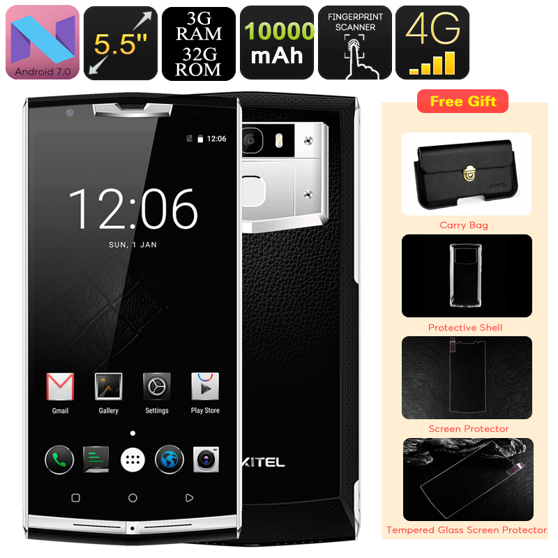 Android Smartphone Oukitel K10000 Pro