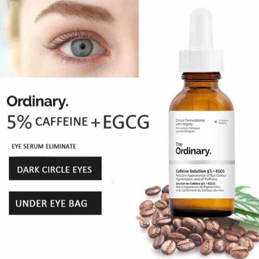 The Ordinary Caffeine Solution 5% + EGCG yellow_30ml
