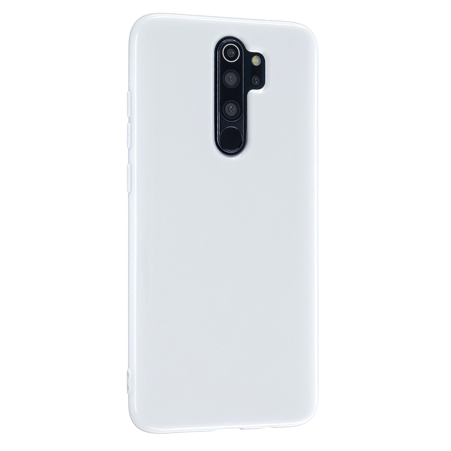 for VIVO Reno Ace/X2 PRO/ A9 2020/A5 2020 Thicken 2.0mm TPU Back Cover Cellphone Case Shell white