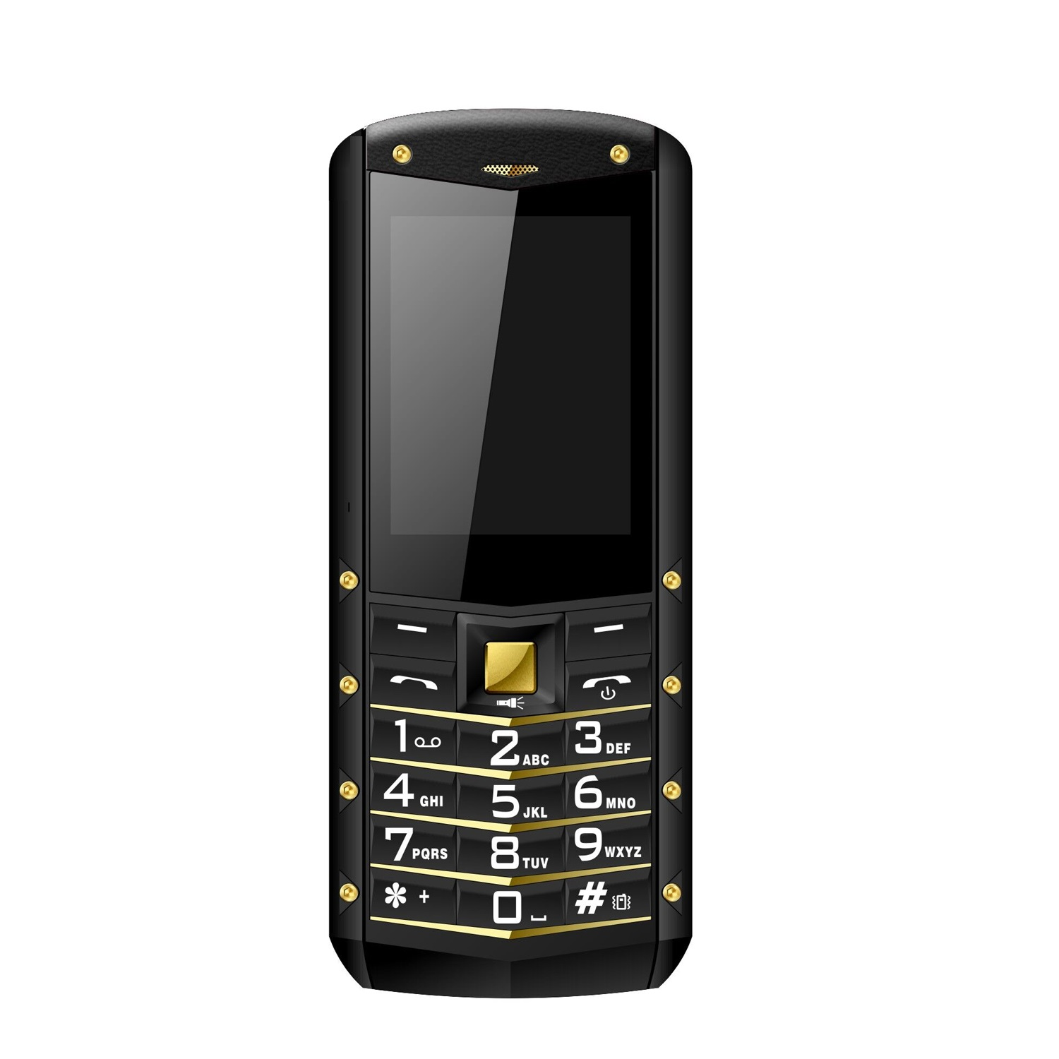 AGM M2 2.4-Inch Mobile Phone-Gold