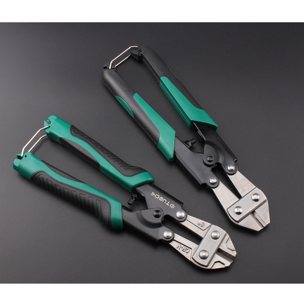 8-inch Wire  Cutter Steel Bar Pliers Hand Tools Wire Stripping Crimping Tools Cutting Tool Chrome vanadium steel