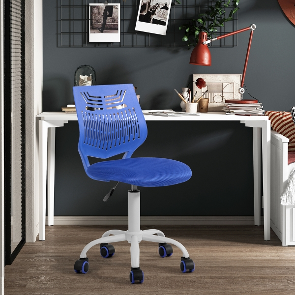 [US Direct] Plastic Task Chair/ Office Chair