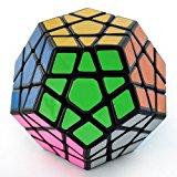 [US Direct] DAYAN Megaminx 12-Axis 3-Rank Dodecahedron Magic Cube with Black Base