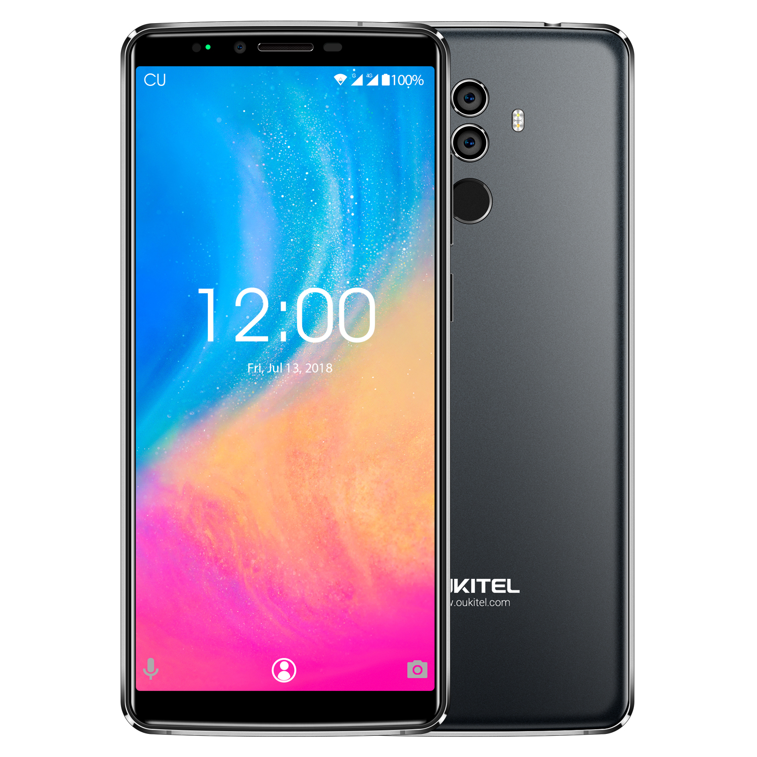 OUKITEL K8 6 Inch Android Smartphone