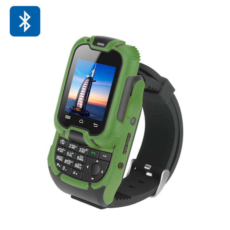 Cell Watch Phone with Keyboard