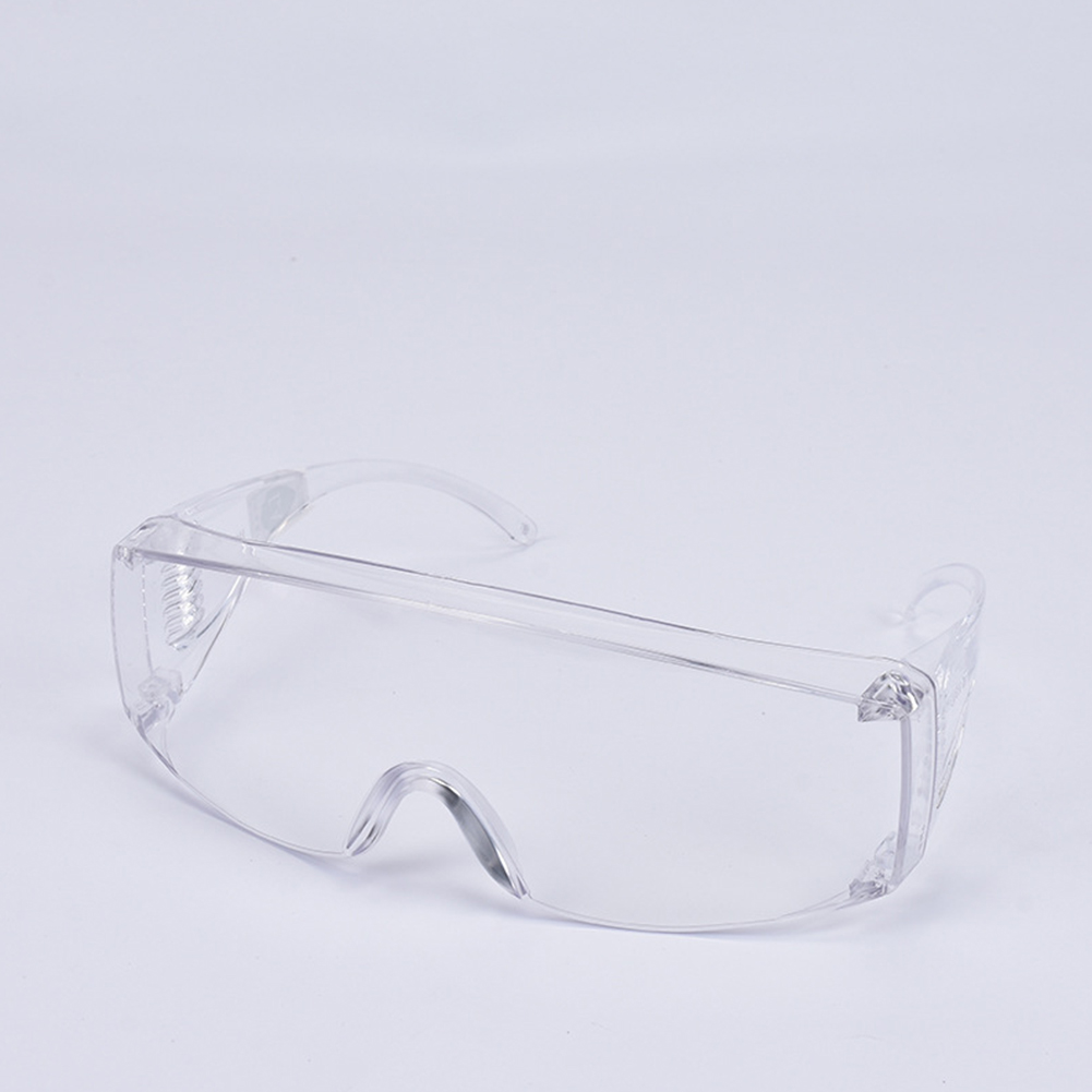 Ultra-spec Safety Eyewear, Clear Frame, Clear UV Extreme Anti-Fog Lens