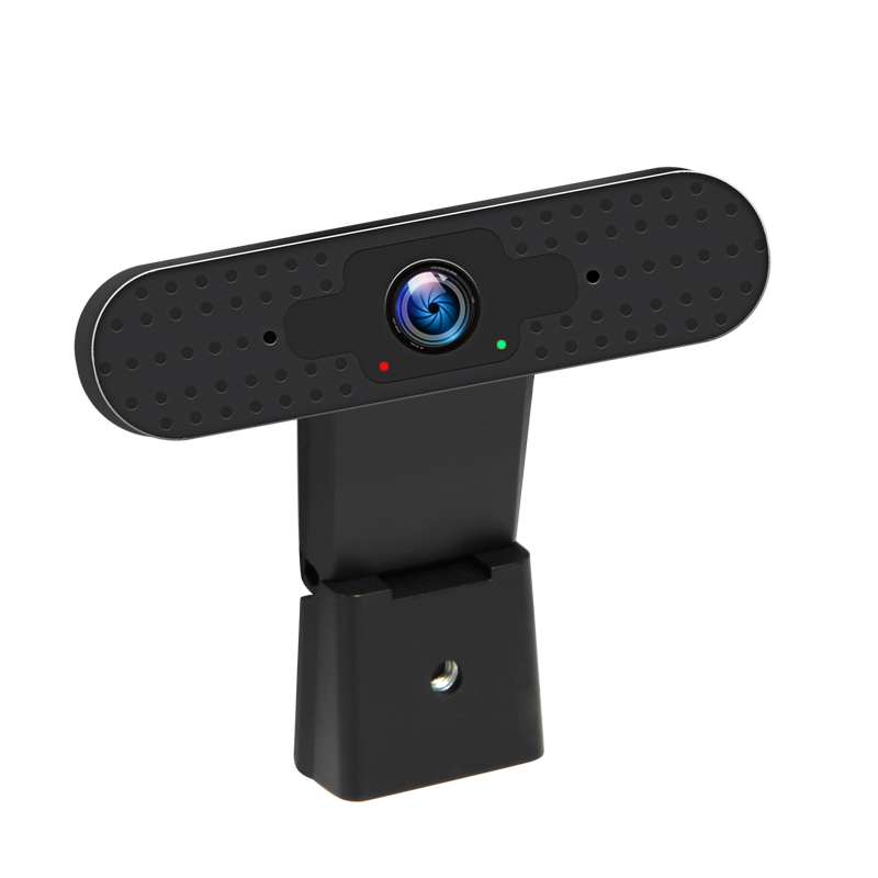 HD 1080P Webcam USB Mini Computer Camera Built-in Microphone for Laptops Desktop Webcam Camera black