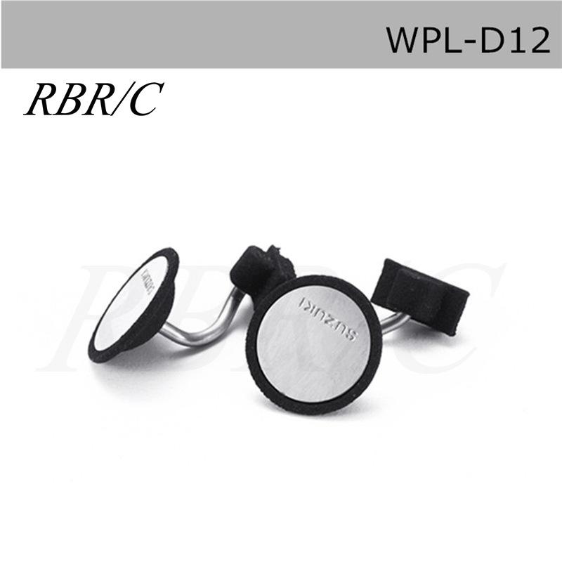 Wpl D12 Microcard Remote Control Minivan Decoration Accessories Diy Upgrade Model d12 round artificial rearview mirror