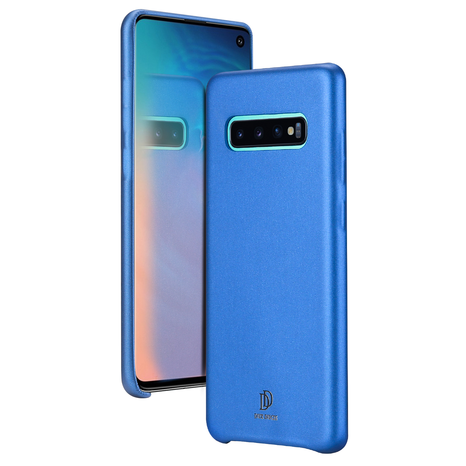 DUX DUCIS For Samsung S10 PU Leather Soft Case Shockproof Full Protection Phone Back Cover