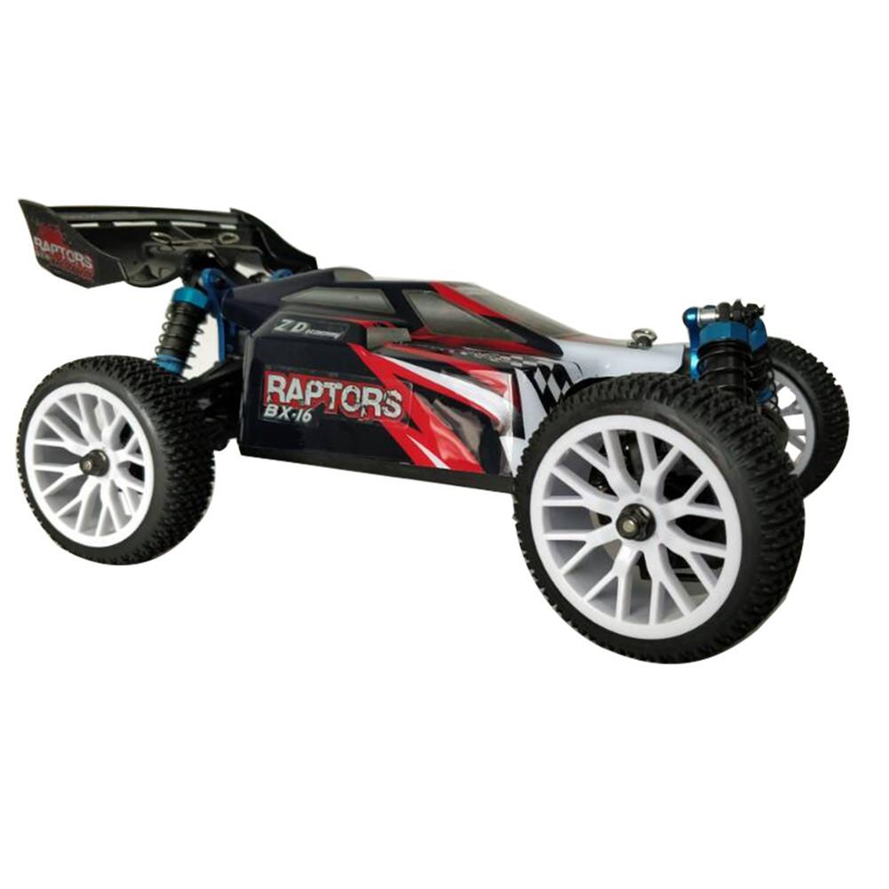 ZD Racing  16421-V2  1:16 4WD 9051 BX-16 Brushless Off-road Car black
