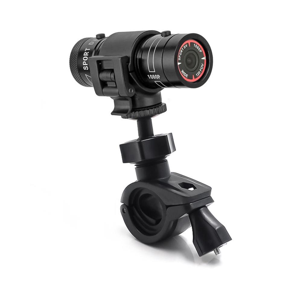 Hd  Sports  Camera Mountain Bike Motorcycle Helmet Action Camera Video Dv Camera Full Hd 1080p Car Video Recorder Dvr black