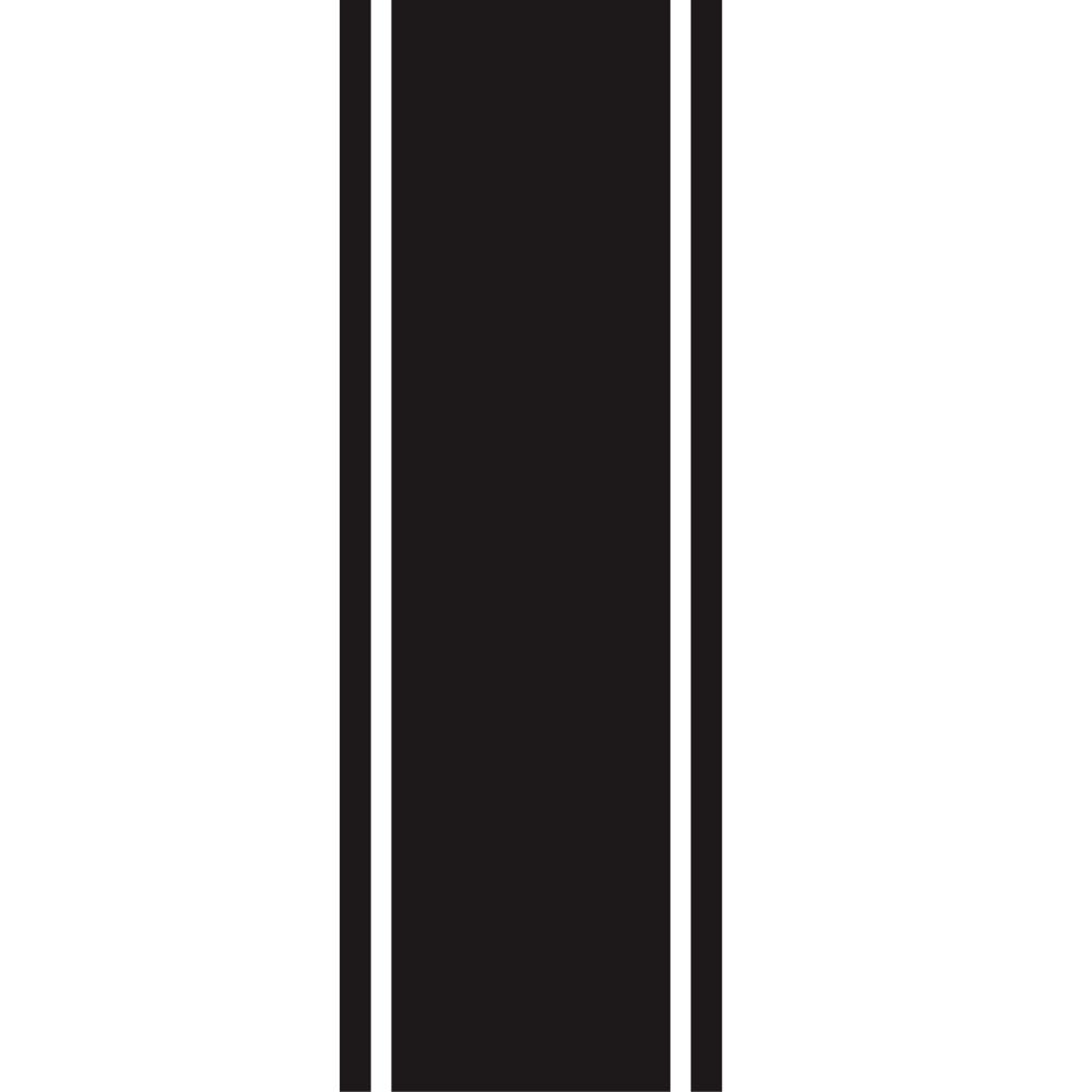 Car Vinyl Racing Sports Car Sticker Head Sticker Car Universal Dacal Accessories black