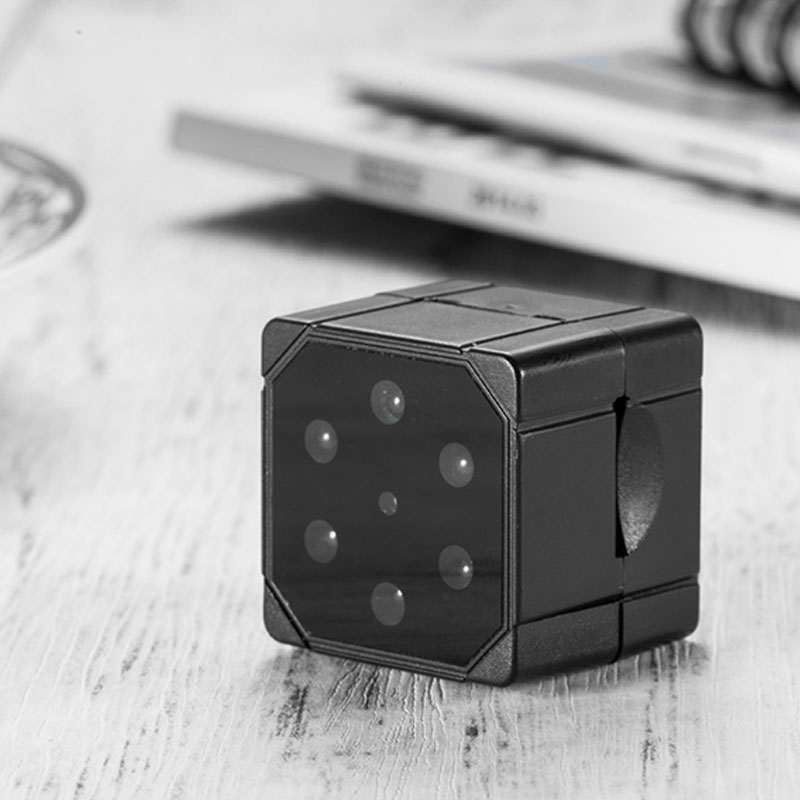 SQ19 HD 1080P Night Vision Mini Camera