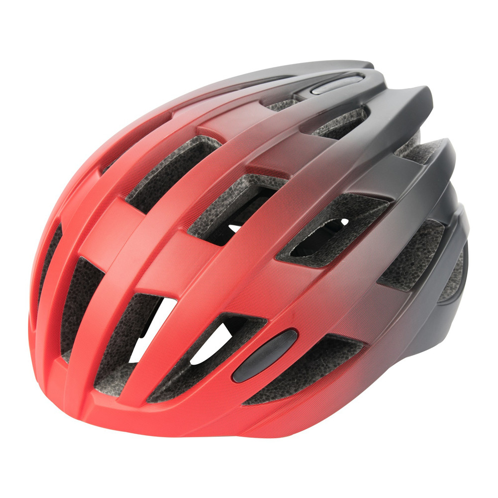 Riding  Helmet EPS Protective Helmet For Road Bike Bicycle Accessories Red black