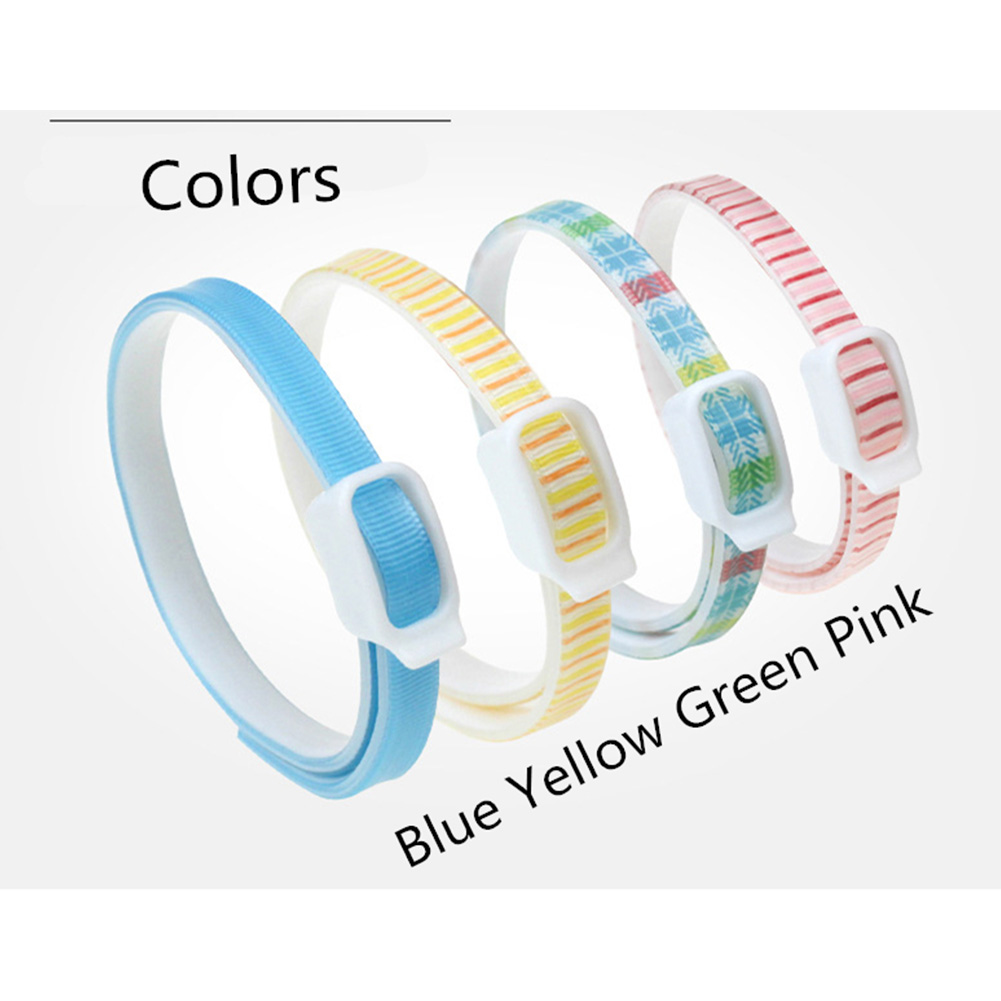 Anti Flea and Tick Collar Anti-mosquito Essential Oil Insect Repellent Dog Cat Collar  blue_S small circumference 36cm