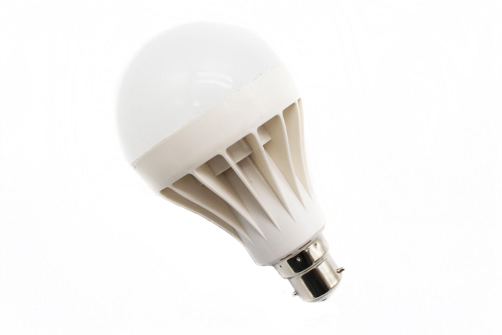 LED B22 Energy Saving Bulb Light 3W  Globe Lamp  220V Warm White