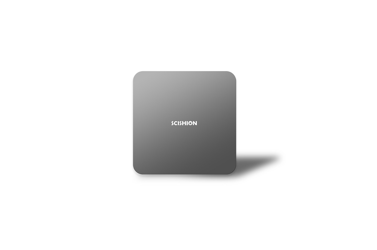 AI One   Android TV Box 4K Support, Quad-Core CPU, 4GB RAM, Google Play, Kodi TV, Wifi, Android 8.1, 64GB SD Card Support