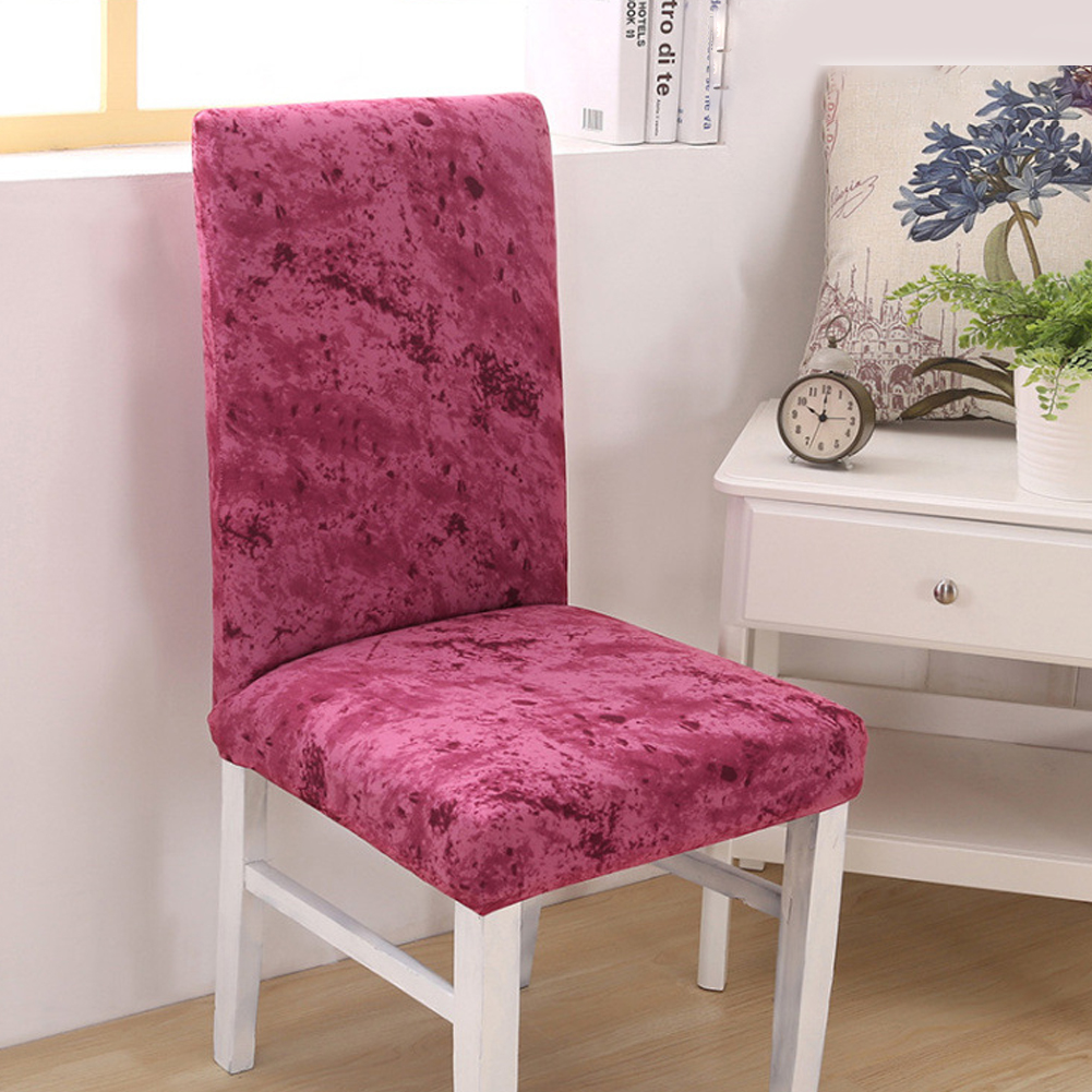Fashion Pattern Printing Elastic Chair Cover for Home Hotel Supplies