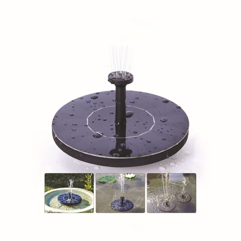Solar Fountain Pump 1.4W