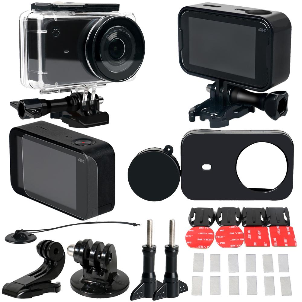 30 Pcs/set Full Protect Waterproof Housing Case Kit for Xiaomi Mijia 4K Mini Camera  30 pcs/set