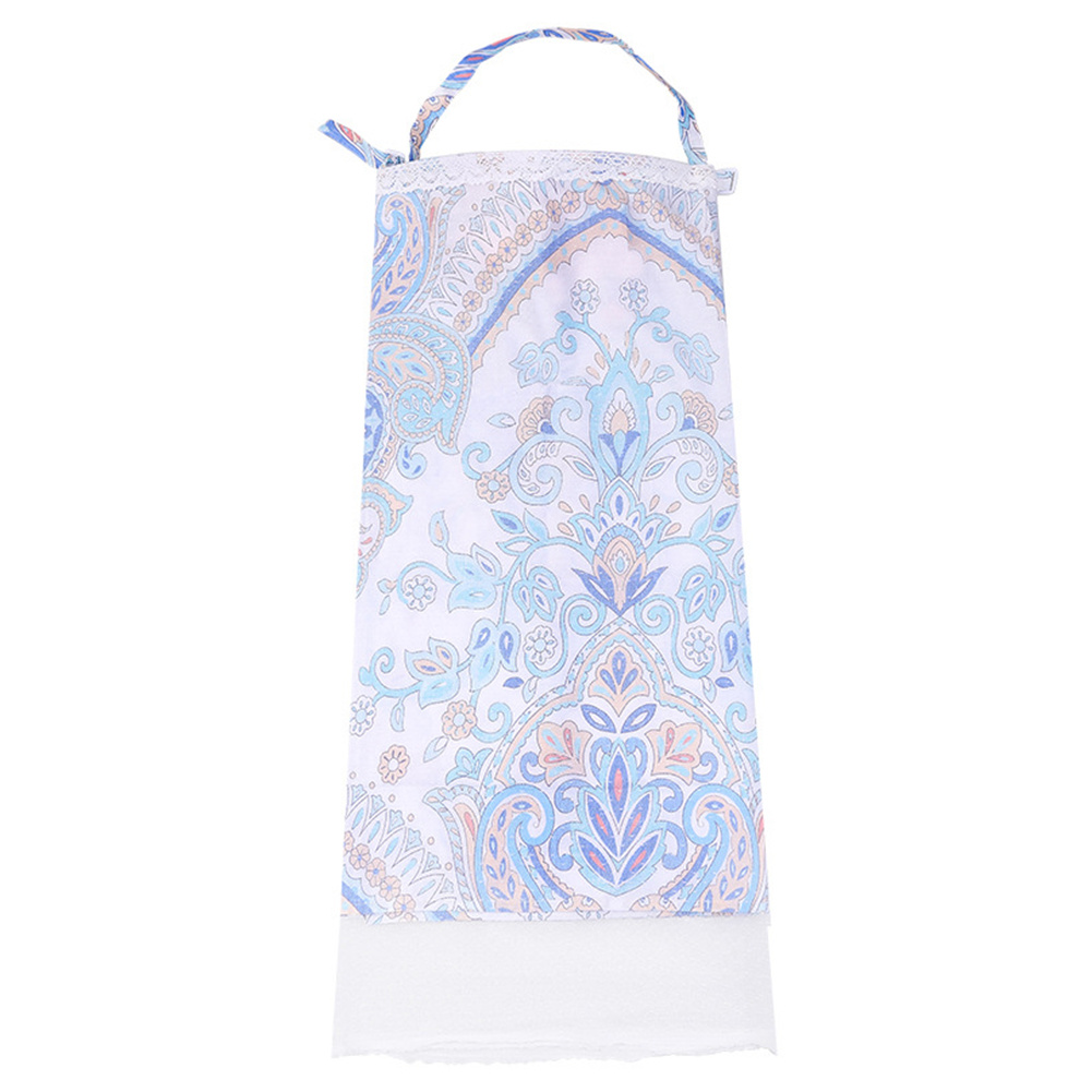 Multifunctional Breastfeeding Towel Stroller Block the Gauze Towel and Light Proof Nursing Shawl 2 _free size