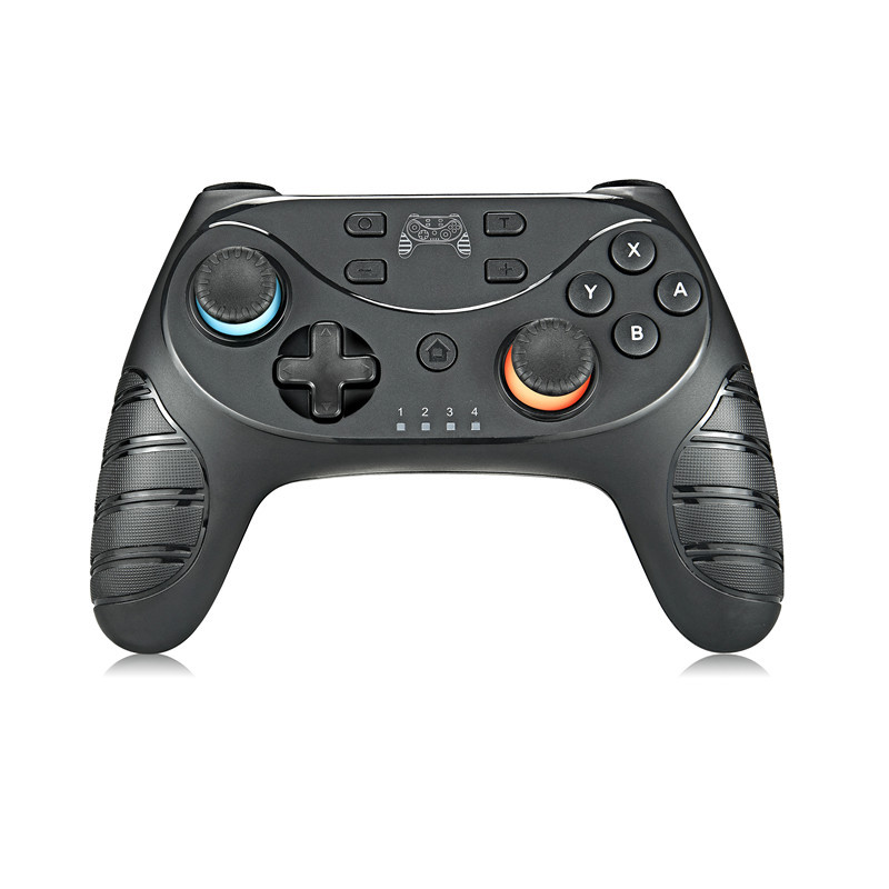 Wireless Bluetooth Pro Controller Gamepad Joypad Remote Joystick For switch PRO black