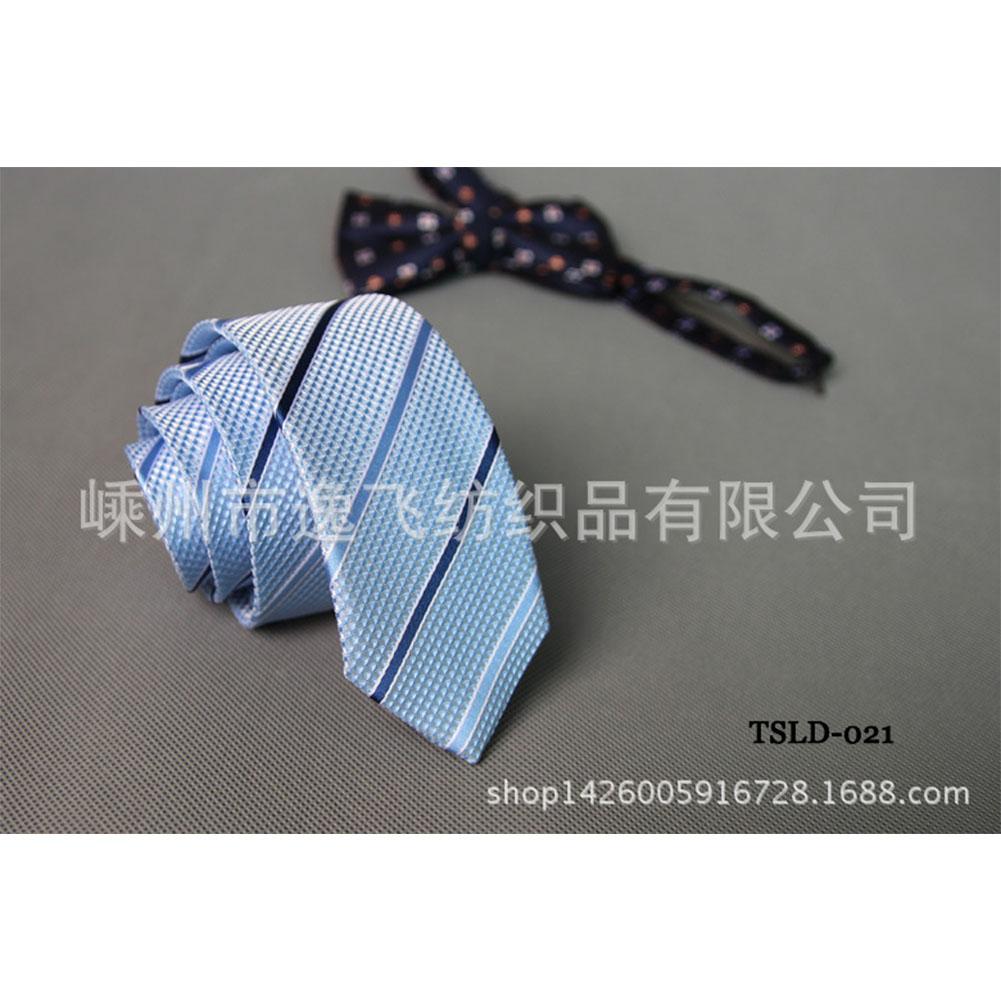 5cm Skinny Tie Classic Silk Solid Dot Narrow Slim Necktie Accessories Wedding Banquet Host Photo TSLD-021