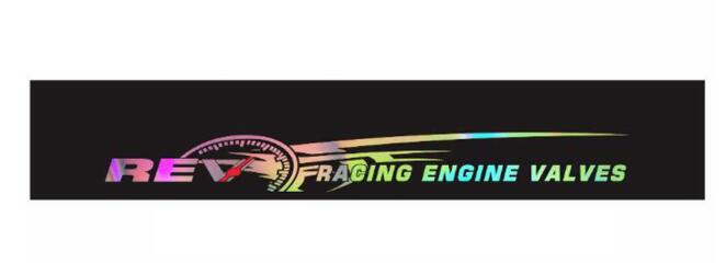 Car Stickers Reflective Letters Auto Car Rear Window Windshield Decal Stickers as shown