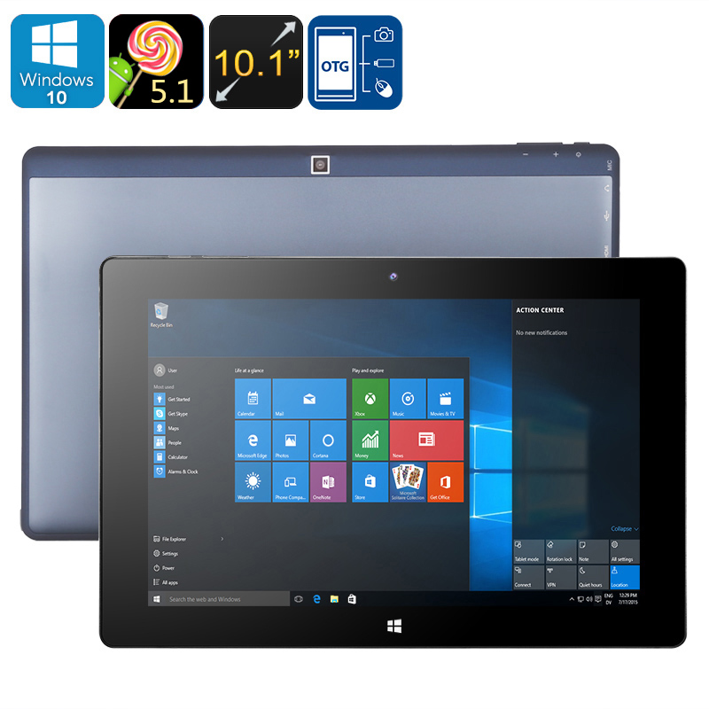 Dual-Boot Tablet PC