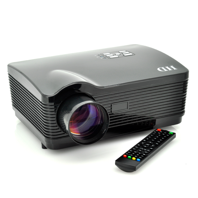 Wholesale hd projector dvb t hd projector from china for Hd projector reviews