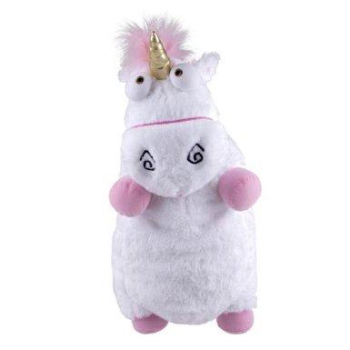 [EU Direct] Despicable Me `It`s So Fluffy` Agnus the Unicorn 22` Plush Pillow Doll
