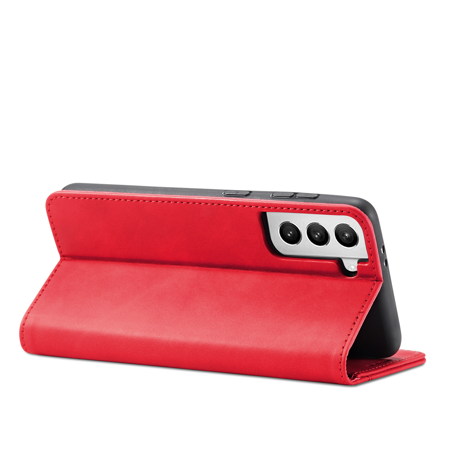 Mobile Phone Case For Samsung S30 Flip Phone Case Protective Case Cover Red