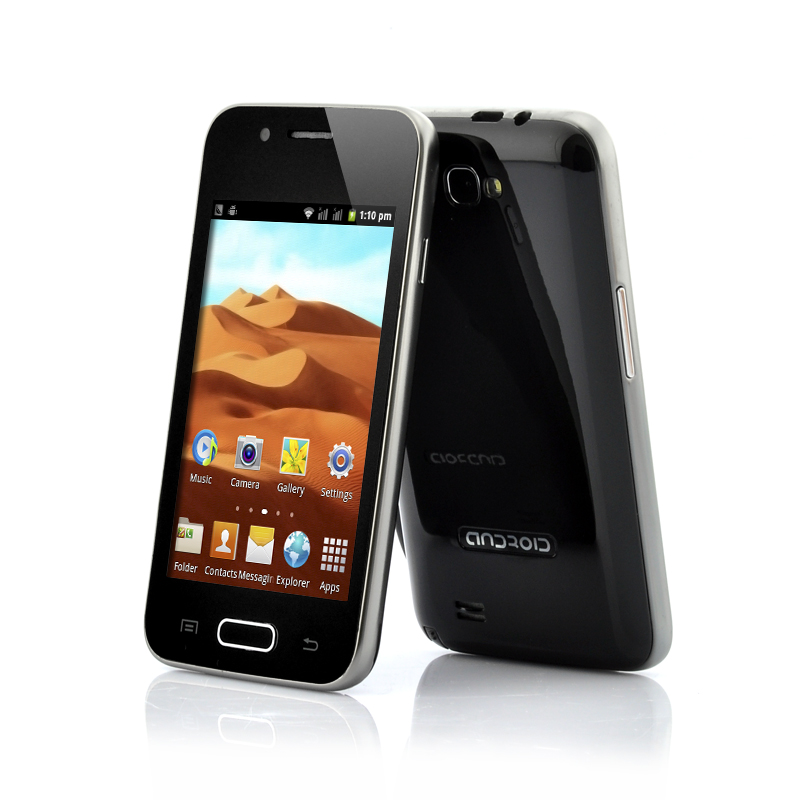 Budget Android Phone - Black Sands (B)