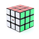 [US Direct] Sky Buddy Puzzle YJ SuLong 3x3x3 Competition Version (56mm)(Black)