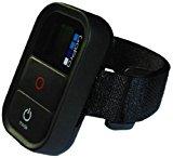 [US Direct] GoPro WiFi Remote Control Velcro Wrist Strap / Band / Mounting / Accessory - HERO3 HERO Black Silver White
