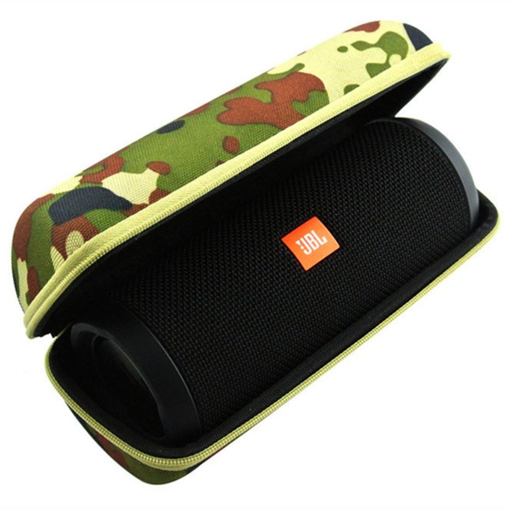 For JBL Flip3/4 Universal Speaker Carrying Case Cover Storage Bag  Camouflage