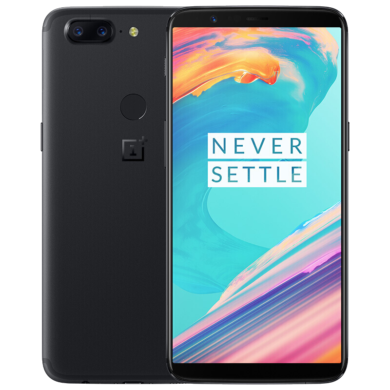 Oneplus 5T 8+128GB Mobile Phone Chinese OTA