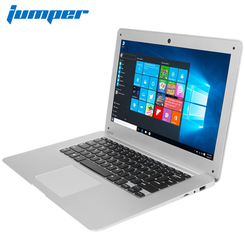 Jumper Ezbook 2 14 Inch Ultrabook Laptop - Quad Core,LED Screen,4GB RAM,128GB ROM,10000mA Notebook,