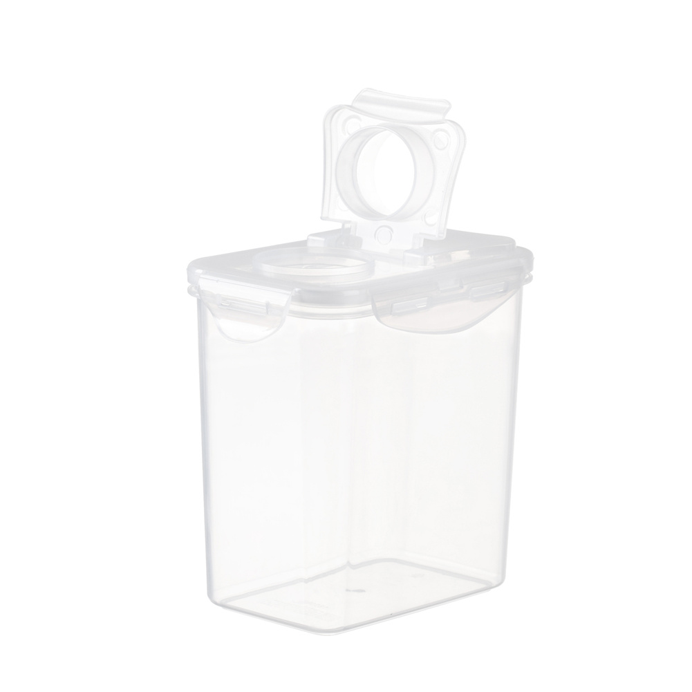 Sealed Storage  Crisper With Detachable Lid Grain Container Fresh-keeping Box