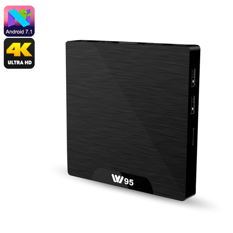 W95 Android TV Box (1+8)