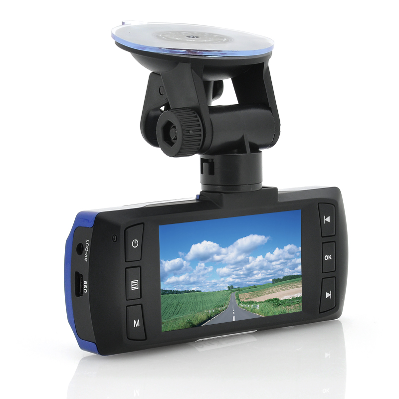 1080p Full HD WDR Car Dashcam - Electra