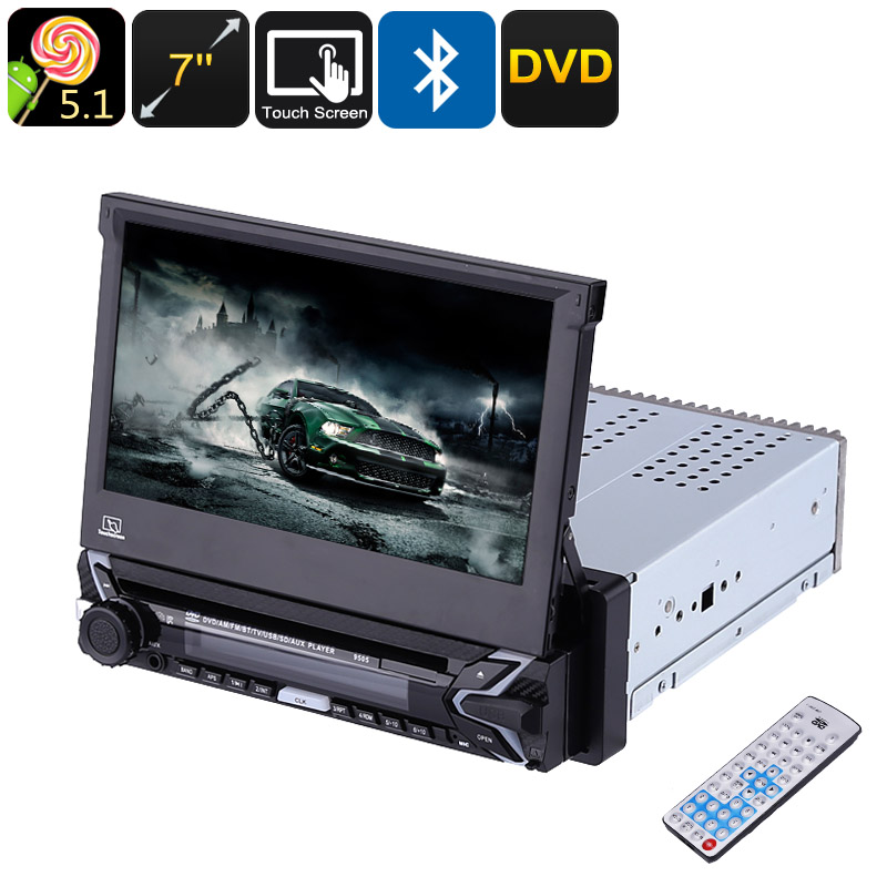 wholesale one din car dvd player android media player. Black Bedroom Furniture Sets. Home Design Ideas