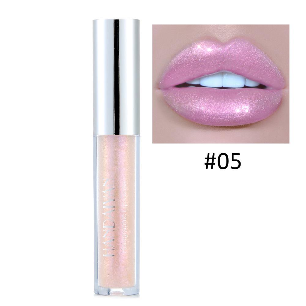 Sexy Liquid Lip Gloss Moisturizing Professional Long Lasting Mermaid Color Glitter Lipsick
