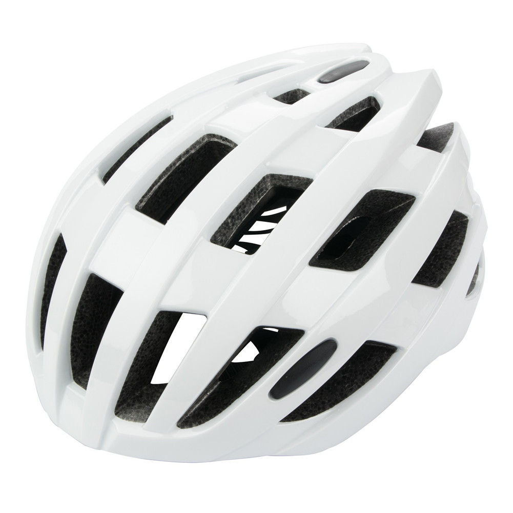 Riding  Helmet EPS Protective Helmet For Road Bike Bicycle Accessories Pure white